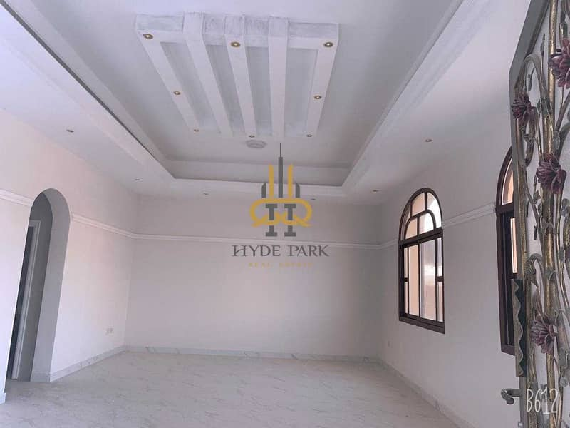 2 Royal Villa In Khalifa City/Amazing widely high comfort living