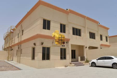فیلا 4 غرف نوم للايجار في الظيت، رأس الخيمة - 4 Bedroom + Maid  Duplex Villa In Western Al Dhait - For Rent