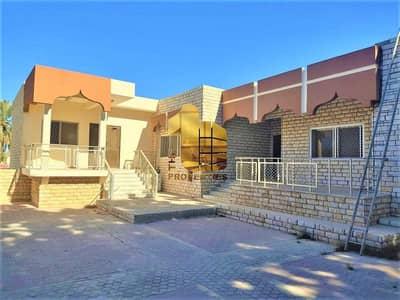 فیلا 4 غرف نوم للايجار في خزام، رأس الخيمة - 4 Bedrooms I Majlis I Maidroom I Compound Villa I For Rent - KHUZAM