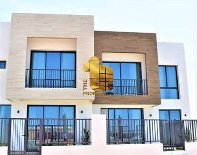 تاون هاوس 3 غرف نوم للبيع في میناء العرب، رأس الخيمة - Marbella 3 Bedroom Townhouse I 7 Years Master Community Charge Free I 2 % Title Deed Waiver