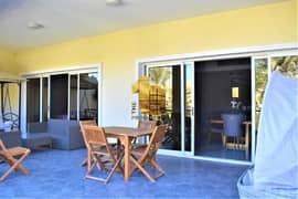 Furnished 4 Bedrooms Bayti  Villa  For Rent - AL Hamra Village