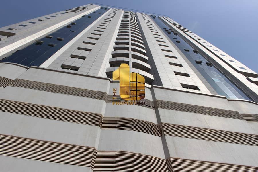 Mid Floor -RAK City View -Studio Apartment - For Rent