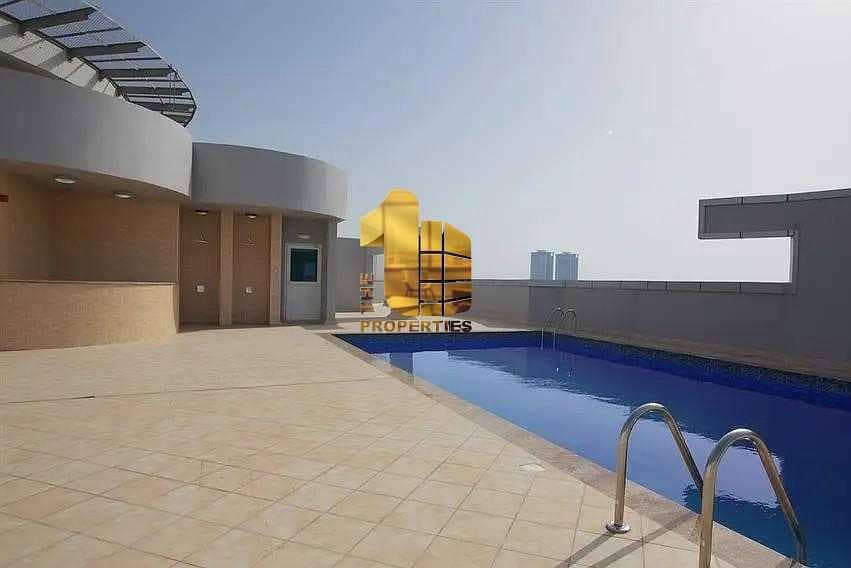 13 Mid Floor -RAK City View -Studio Apartment - For Rent