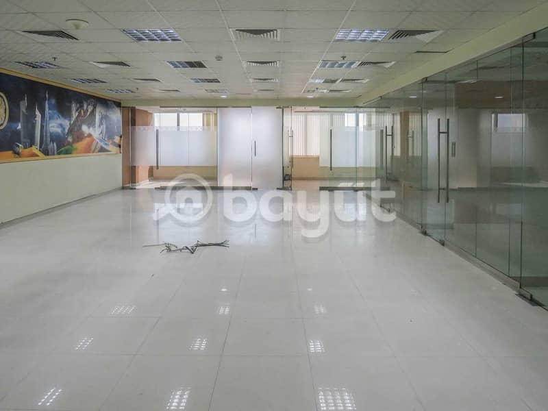 75AED per sq ft Luxury Office in AL BARSHA
