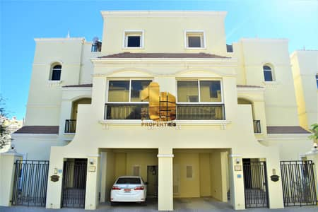 تاون هاوس 3 غرف نوم للبيع في قرية الحمراء، رأس الخيمة - 3 BEDROOM TOWNHOUSE - WITH 5 YEARS PAYMENT PLAN - AL HAMRA VILLAGE