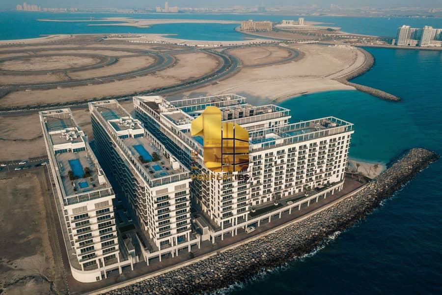 34 2 Bedroom Duplex  For Sale - Pacific Al Marjan Island