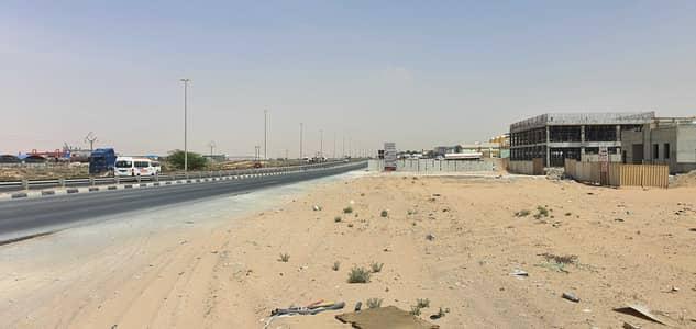 Industrial Land for Sale in Al Jurf, Ajman - Industrial Land near Hamriyah for Sale in Jurf 20, Ajman