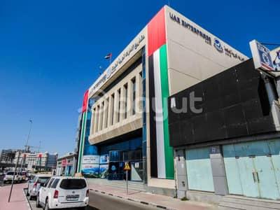 مکتب  للايجار في القرهود، دبي - Amazing  Offer! Smart Partitioned  Offices l  Direct from Landlord