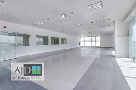 Showroom for Rent in Umm Ramool, Dubai - No Commission |With Mezzanine|Full Glass Windows|Open Layout