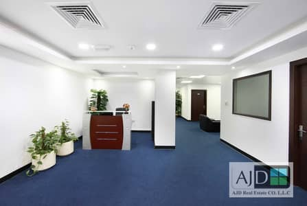 مکتب  للايجار في القرهود، دبي - Fantastic  Offer! Smart Offices ready to start your Business