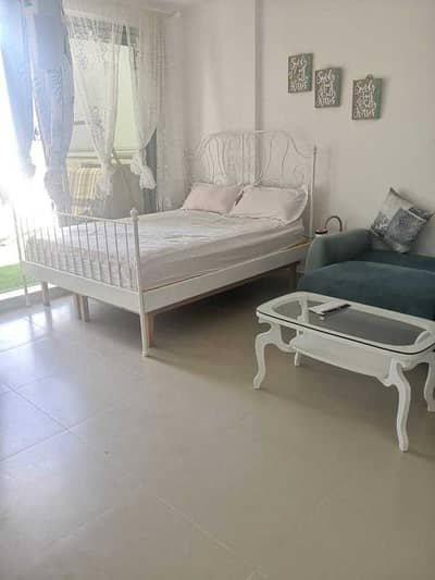 Studio for Rent in Al Marjan Island, Ras Al Khaimah - Furnished Studio Sea View with FREE AC full CVU only for 32K AED!!!