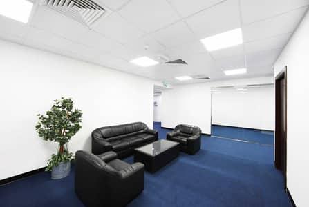 مکتب  للايجار في القرهود، دبي - Small serviced office  in prime location Direct from Owner