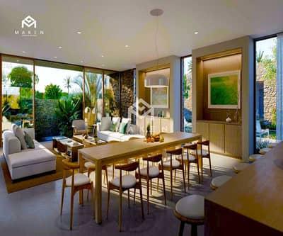 4 Bedroom Villa for Sale in Al Jurf, Abu Dhabi - Villa on the sea in Abu Dhabi