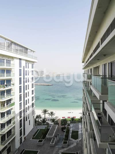 1 Bedroom Flat for Rent in Al Marjan Island, Ras Al Khaimah - 1 BR Sea View with FREE AC full CVU only for 27K AED!!!