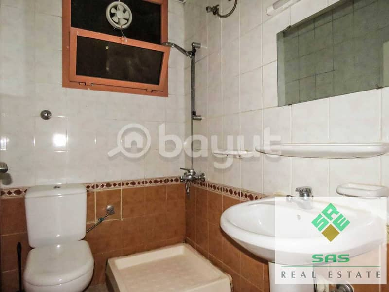2 !!!BIG STUDIO Apartment with Balcony with CENTRAL A/C.  In Al Murar