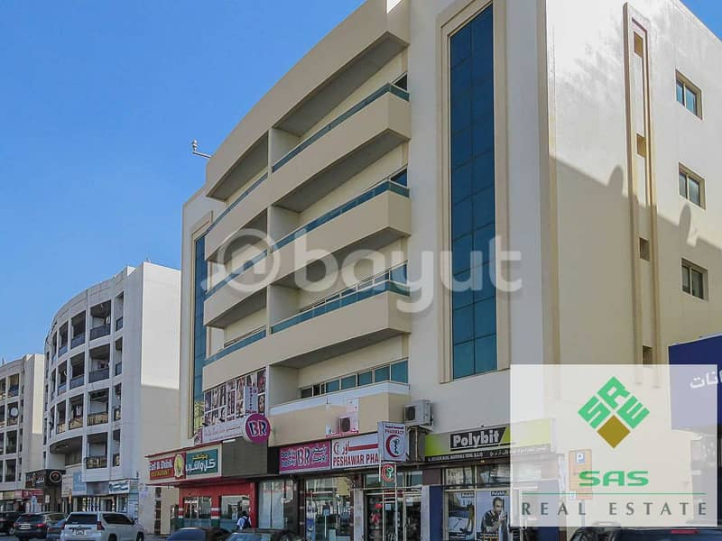 !!! 2 BHK  with 3 bathes