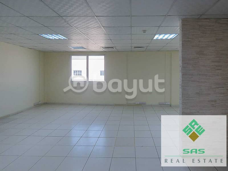 OFFICE (678 SQ. FT) CENTRAL A/C.  PARKING