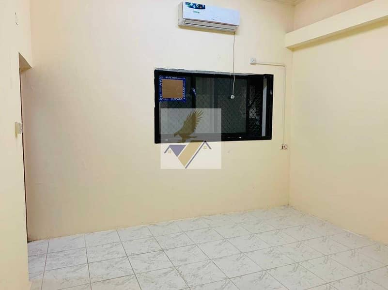 2 Renovated Studio On Airport Road Near Wahda Mall 24k Yearly & 2200 Monthly