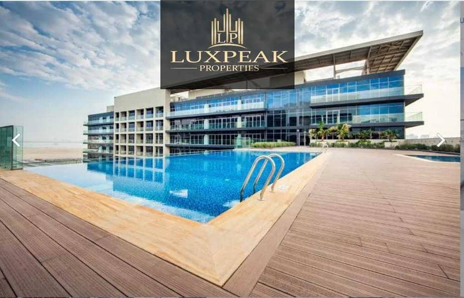 Biggest Layout 1 bed room with big Balcony & storage