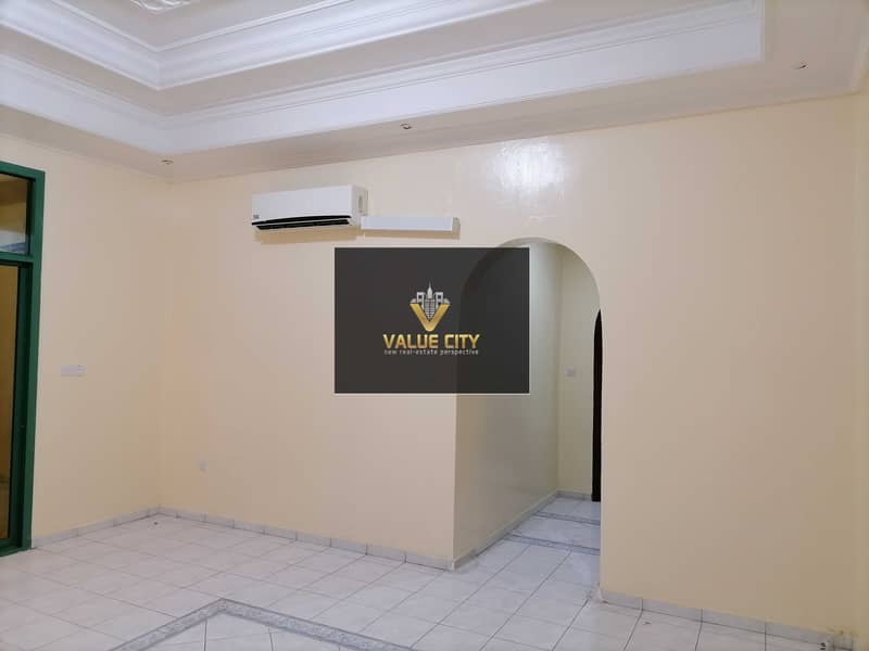 2 Beautiful and Spacious Studio 9M X 8M  with privet parking  OPP. Mushrif Mall