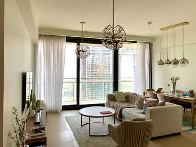 2 Bedroom Flat for Sale in Downtown Dubai, Dubai - Exclusive|Sea View|High floor
