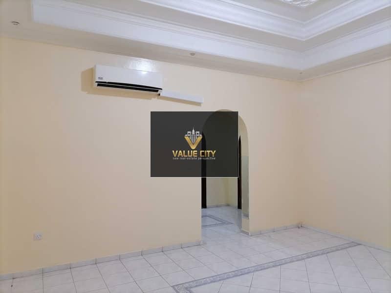 2 Big size  studio opp. mushrif mall with privet parking