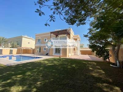 5 Bedroom Villa for Sale in Al Barsha, Dubai - Spacious villa for  GCC Family only | Corner Villa