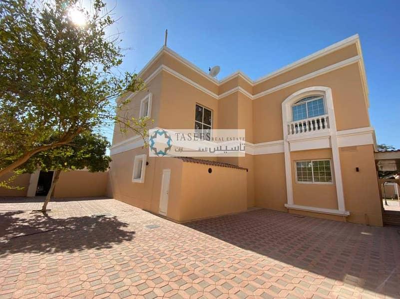 2 Spacious villa for  GCC Family only   Corner Villa