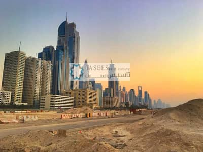 Plot for Sale in Al Satwa, Dubai - Negotiable Price | Next to Word Trade| Behind Sheikh Zayed | Land for Sale!
