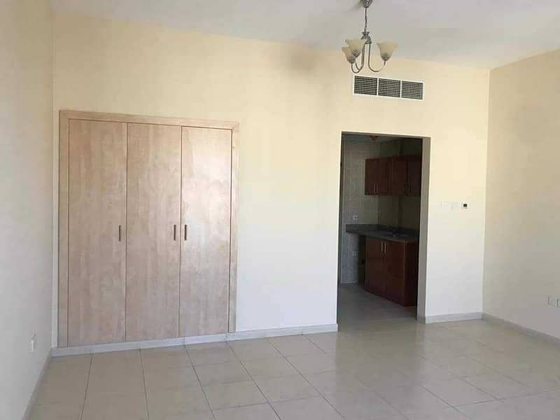 Available for Rent   20K by 4 Cheques   Studio Without Balcony    Size 514 Sqft  Located in Emirates Cluster