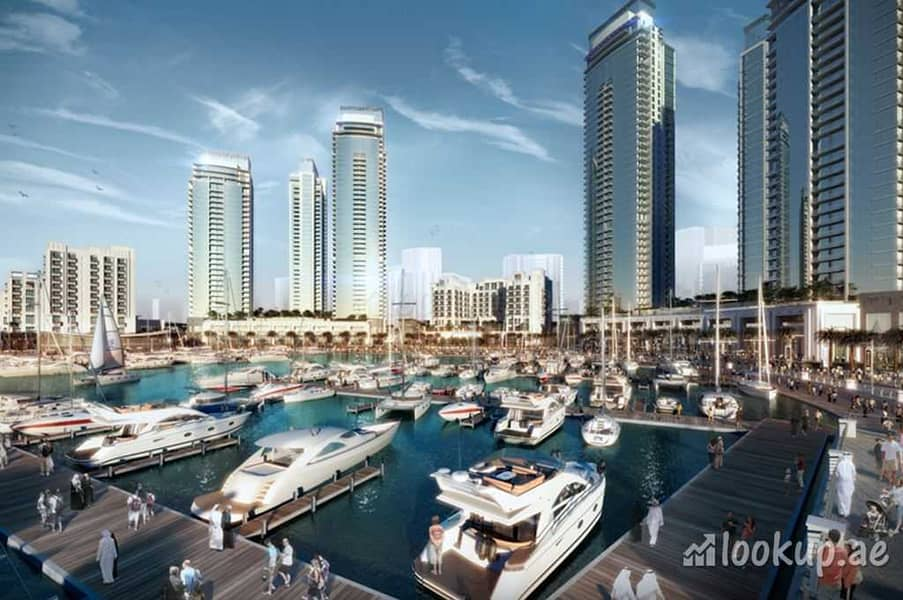 10 Ready to Move   3BR in Dubai Creek Residences