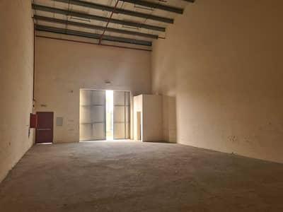 مستودع  للايجار في الجرف، عجمان - مستودع في المنطقة الصناعية الجرف الجرف 30000 درهم - 4980750