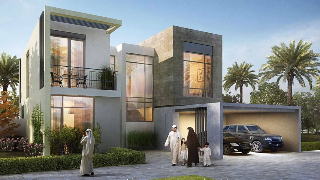 3BR Villa in Emaar South | 3 Yrs Post Handover Payment Plan