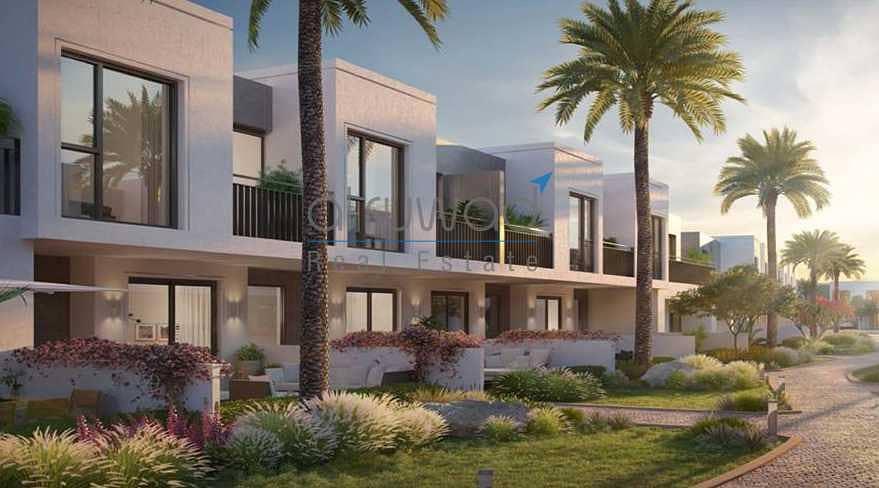 2 3BR Villa in Emaar South | 3 Yrs Post Handover Payment Plan