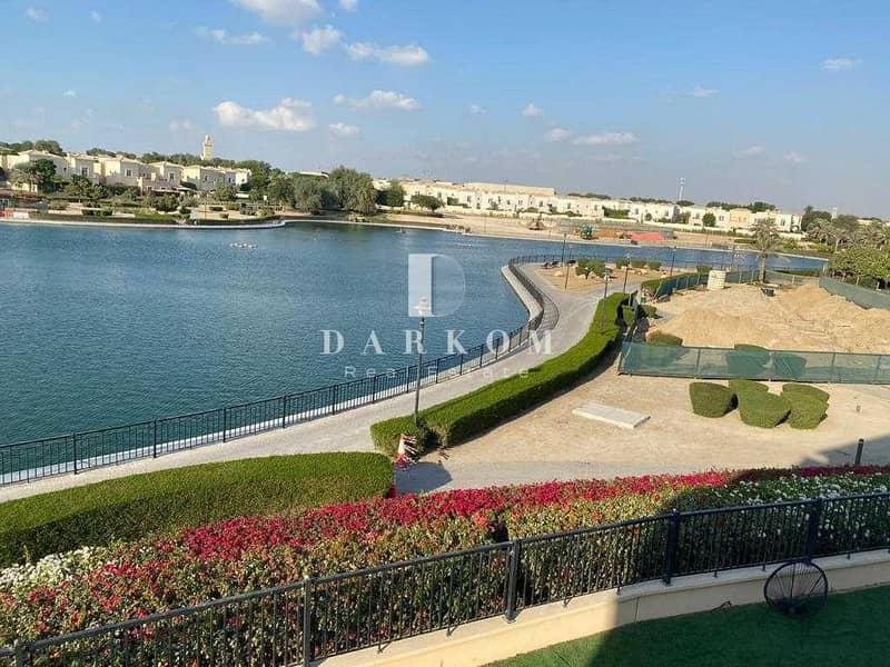 Full Lake View | Best Location | 5BR + Maid Villa | La Avenida 2