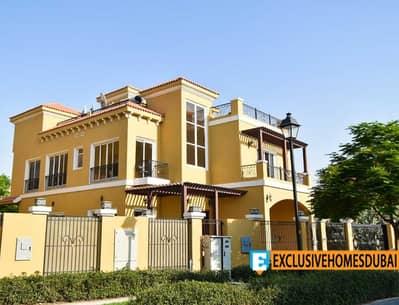 فیلا 6 غرف نوم للبيع في ذا فيلا، دبي - فیلا في ذا فيلا - هاسيندا ذا فيلا 6 غرف 4399999 درهم - 4964010