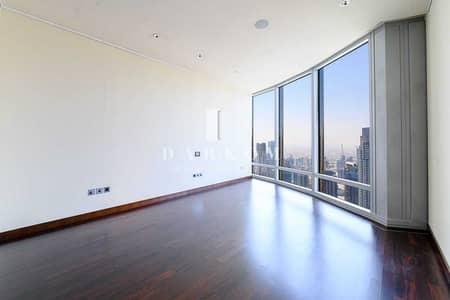 فلیٹ 2 غرفة نوم للايجار في وسط مدينة دبي، دبي - Sea View   High Floor   2 BR + Maid   High Floor