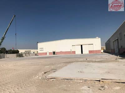 Factory for Rent in Jebel Ali, Dubai - No Commission! Direct from Owner! Spacious Factory for Rent in Jebel Ali Industrial Are 2!
