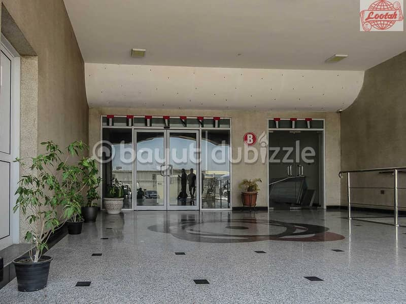 No Commission - Available for Rent 1 BHK in Al Qusais - Spacious balcony