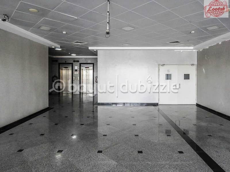 Spacious Office For Rent in AL Qusais-No Commission-Direct from Owner