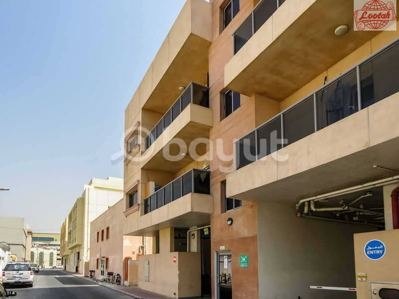 Direct from owner! Available 1 BR Flat For Rent in Port Saeed at a very affordable price! No Commission!