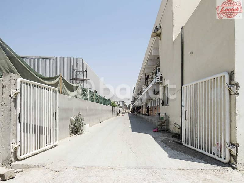 2 Workers Accomodation Available For Rent in Ajman! No Commission! Direct from owner!