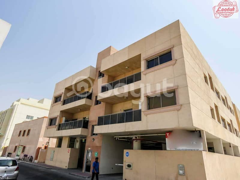 No Commission! Available 1 BR Flat For Rent in Port Saeed with Kitchen and Parking! Direct from owner!