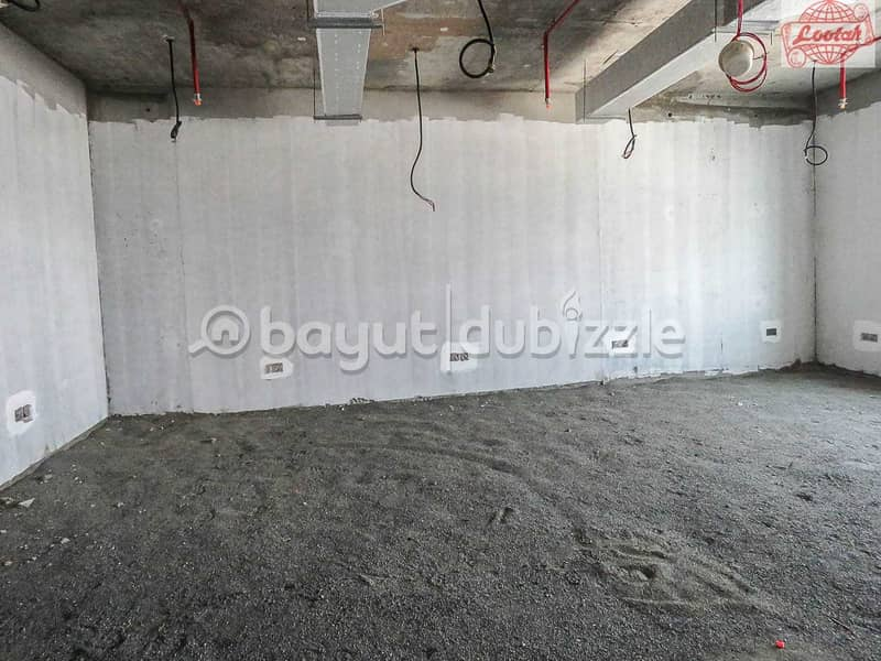11 Spacious Office For Rent in AL Qusais-No Commission-Direct from Owner