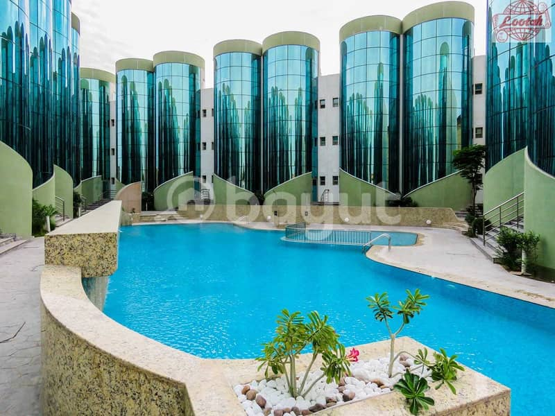Now Open For Rent - Direct from Owner - No Commission - 3 Large BHK+Jacuzzi+Covered Parking+Maid\'s+Store