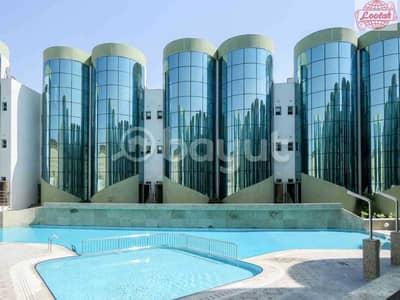 فیلا 3 غرف نوم للايجار في مردف، دبي - Spacious 3 BHK Villa+Maids+Laundry+Storage+Jacuzzi+Adult and Kids Pool-away from Flight Path+No Commission
