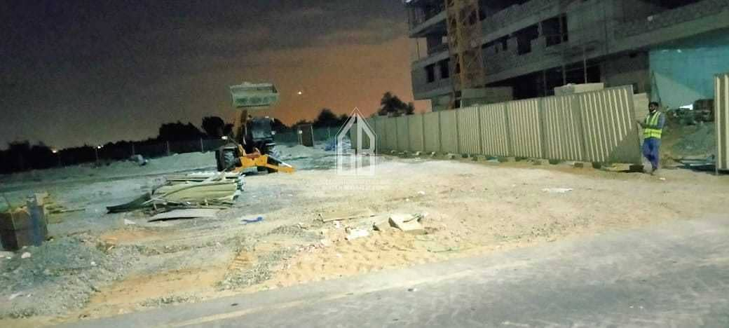 3 Freehold - Industrial Plot for Sale - AED. 8