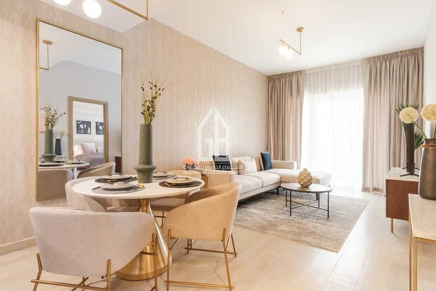 JVC - Brand New Contemporary Apartment - For Sale 1BHK Starting from AED 660