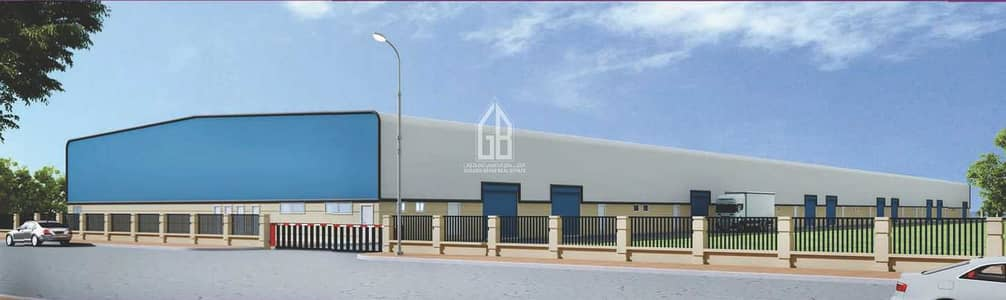 Warehouse for Sale in Dubai South, Dubai - DIC - WAREHOUSE FOR SALE (LEASEHOLD PROPERTY) - 15 MILLION