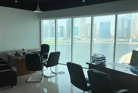 Office for Rent in Al Karama, Dubai - Furnished Office With Free Dewa and Free internet   6 Cheques Payment